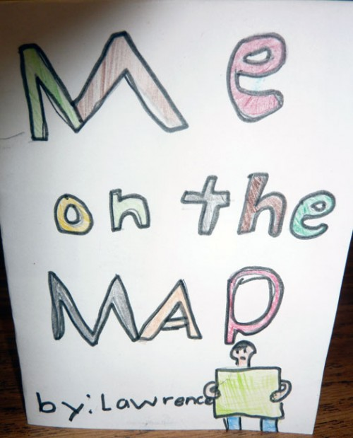 Maps Page 2 Bookmaking With Kids