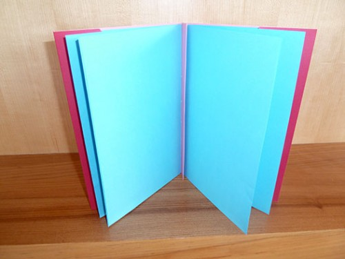 The Two-Signature Pamphlet – Bookmaking With Kids