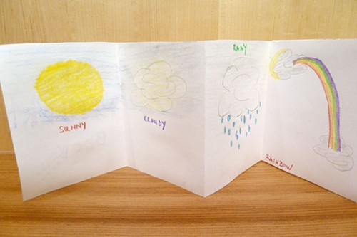 Science Bookmaking With Kids